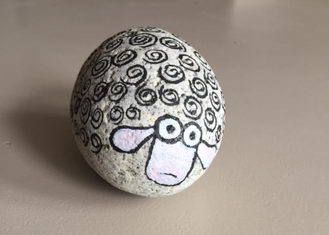 Galet mouton