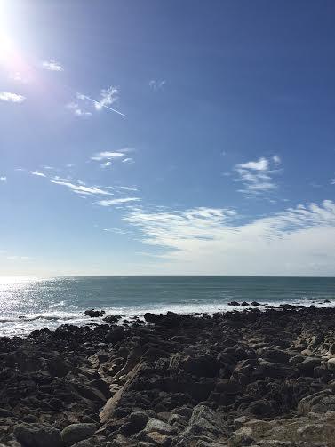 Grande maree basse