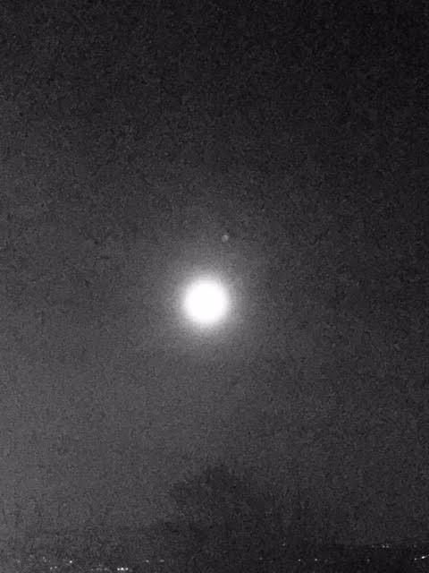Grande sure lune