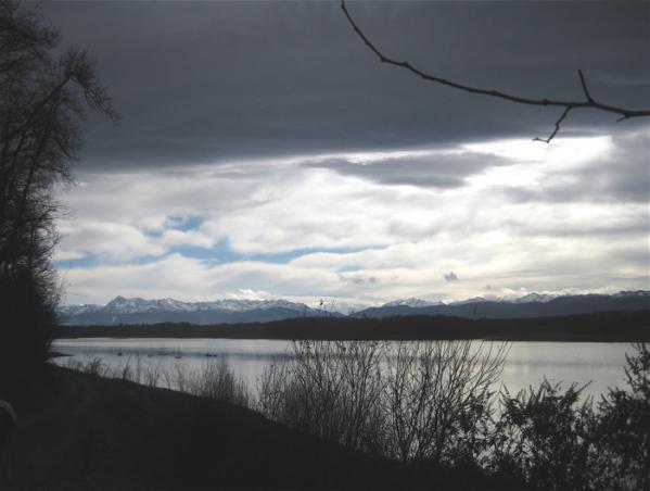 Lac marine d