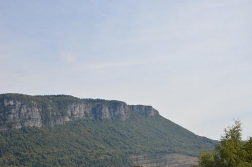 Montagne grand raz