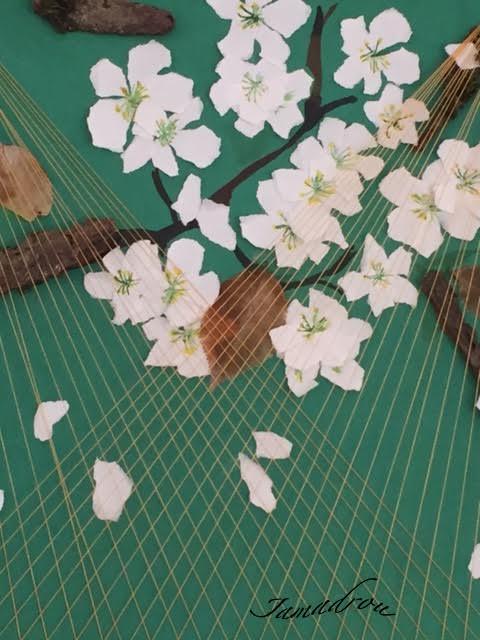 Pe tales de cerisier copie
