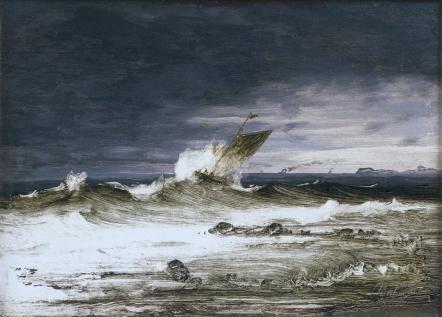 Peder balke 1804 1887