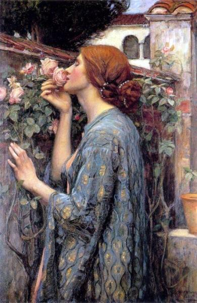 Sujet semaine 45 ob 161d16 john william waterhouse the soul of 2